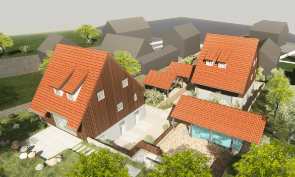 picture of Single-Family Homes and New Build