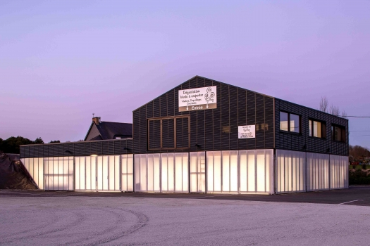 Image de Commerce et Bâtiment accueillant du public (ERP)