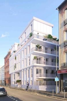 Image de Résidentiel collectif et Construction neuve