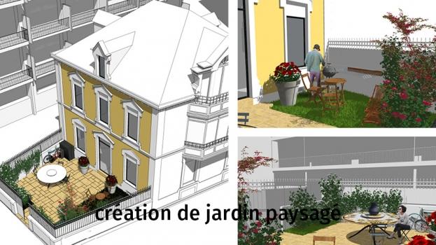 Image de Jardin et Terrasse
