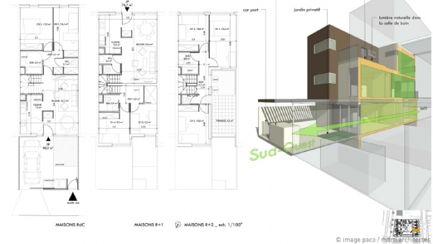 picture of Landscape Architecture and Multi-unit Residential