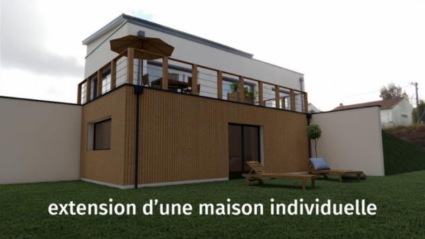 Image de Maison individuelle et Extension